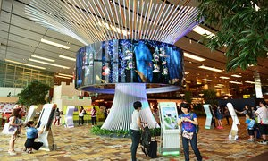 led video wall india