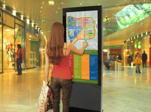 Way Finding Displays