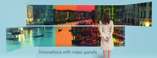 Innovations With LED Video Panels